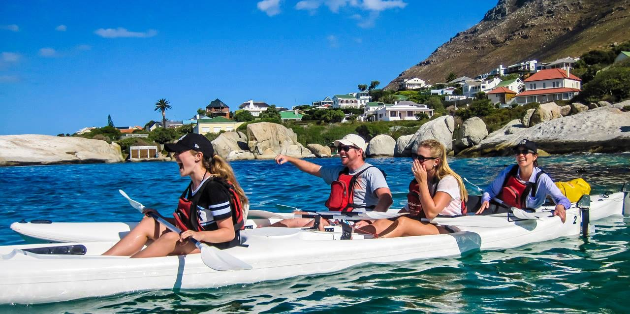 Cape Town Kayaking