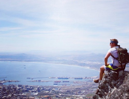 India Venster Hike: A Window into the Beautiful Blue