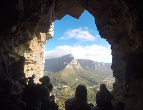 Where's Wally's Cave: The hidden secret of Lions Head