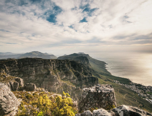 Table Mountain: Hiking Tranquility Cracks