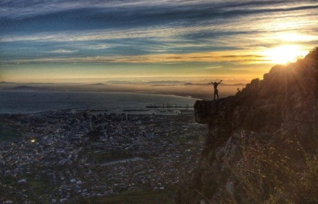 Table Mountain: India Venster Hike