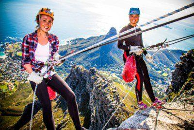 Table Mountain Abseil