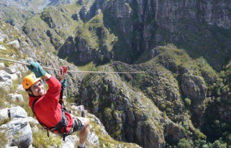 Cape Town Zipline