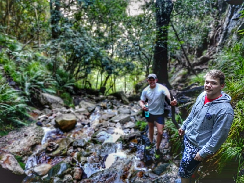 Wild Things Outdoor: Table Mountain Hike